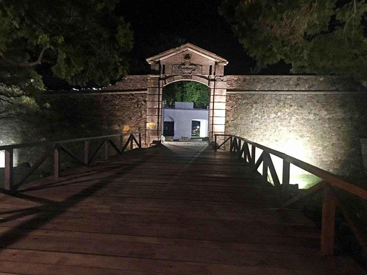 Puerta de la Ciudadela, Colonia del sacramento