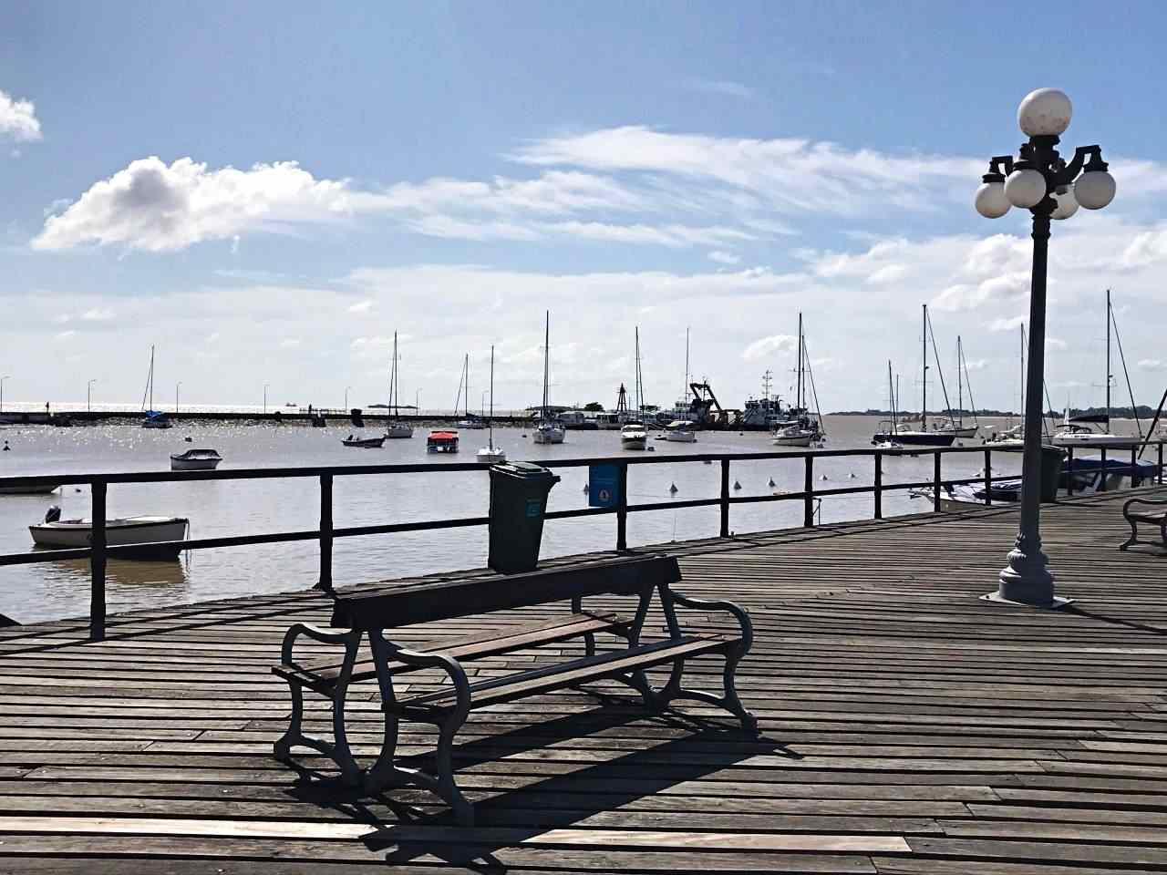 Puerto de Yates Colonia del Sacramento Uruguai