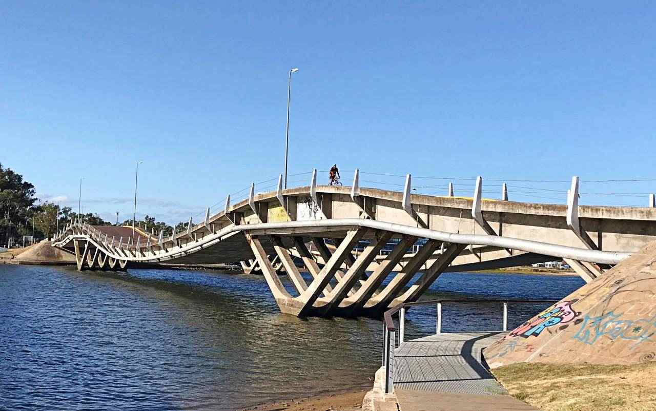Ponte La Barra Leonel Vieira - Punta del Leste
