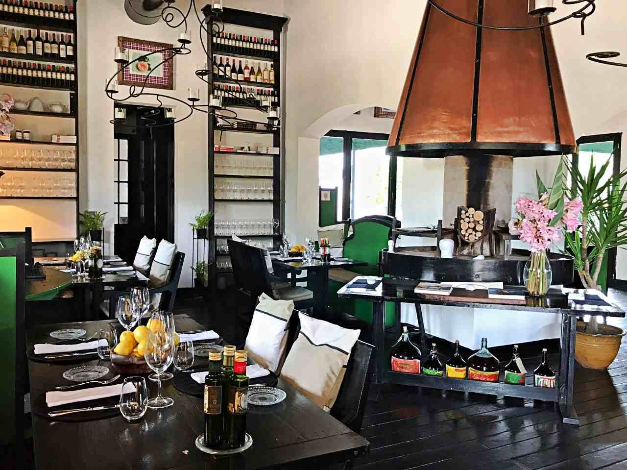 Restaurante e Hotel Garzon - Uruguai