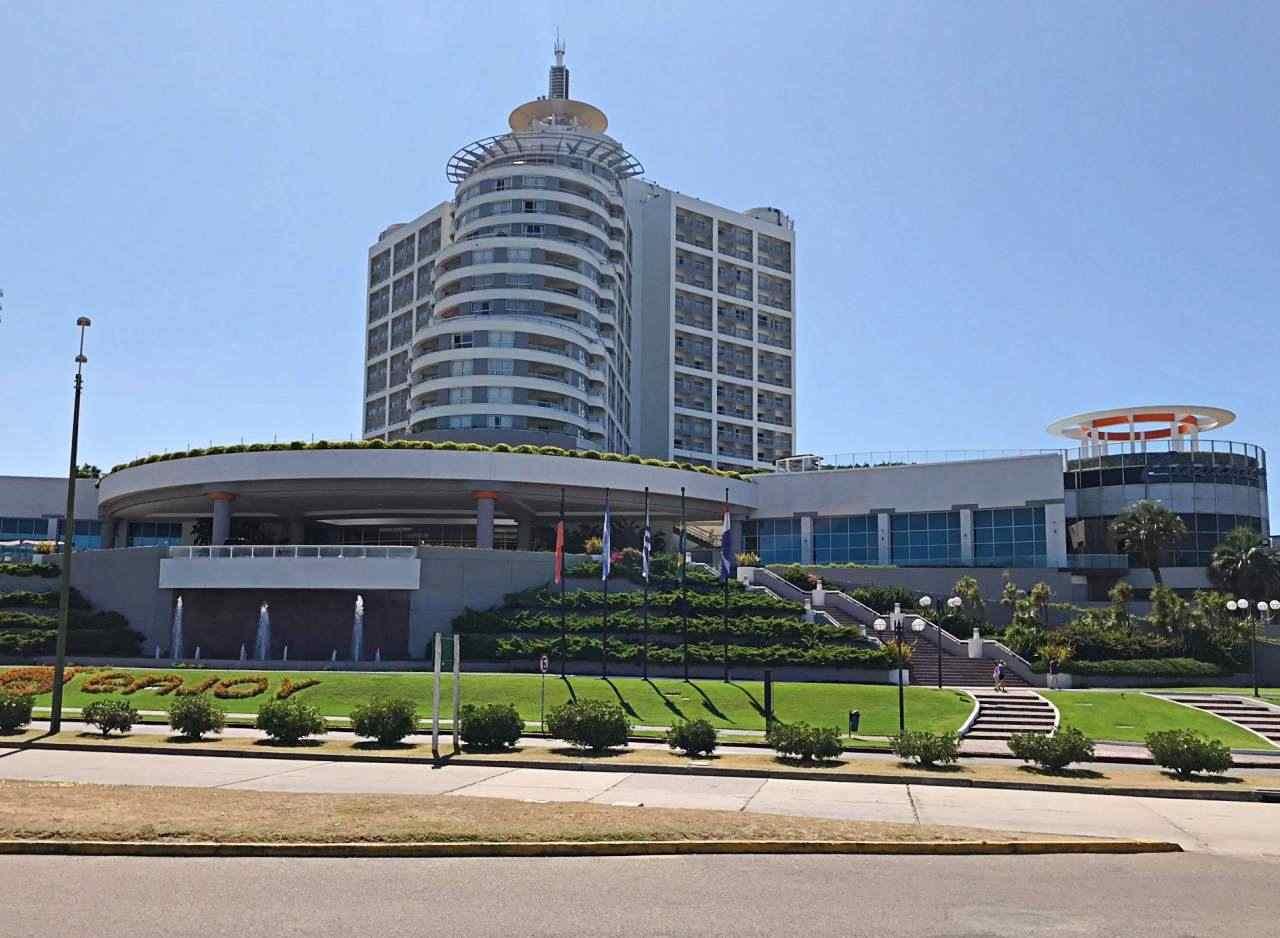 Hotel e Cassino Enjoy - Punta del Este