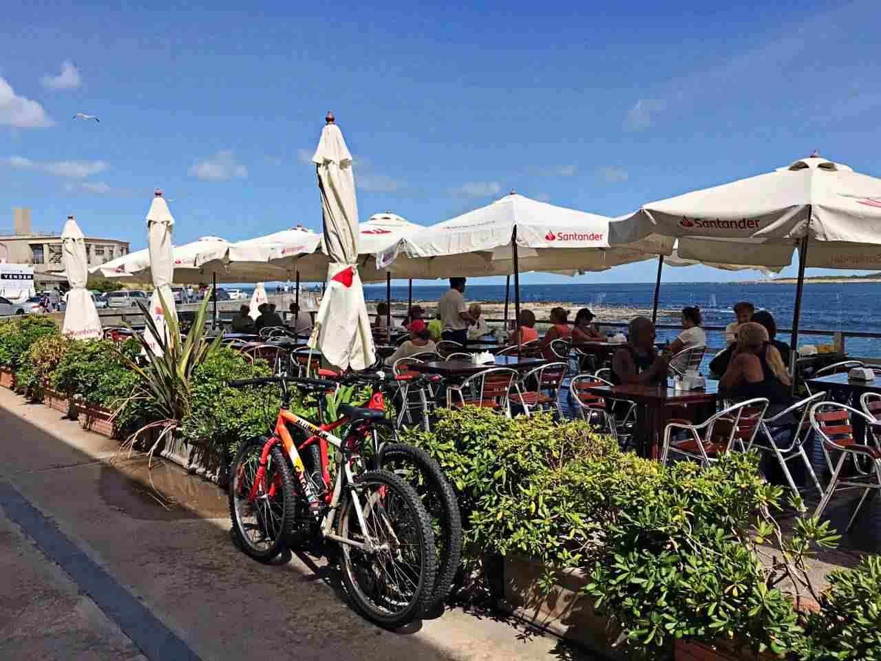 Restaurantes no Porto de Punta del Este