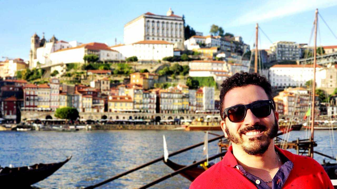 Alex Porto Portugal - relatos de brasileiros que vivem no exterior frente ao Coronavirus