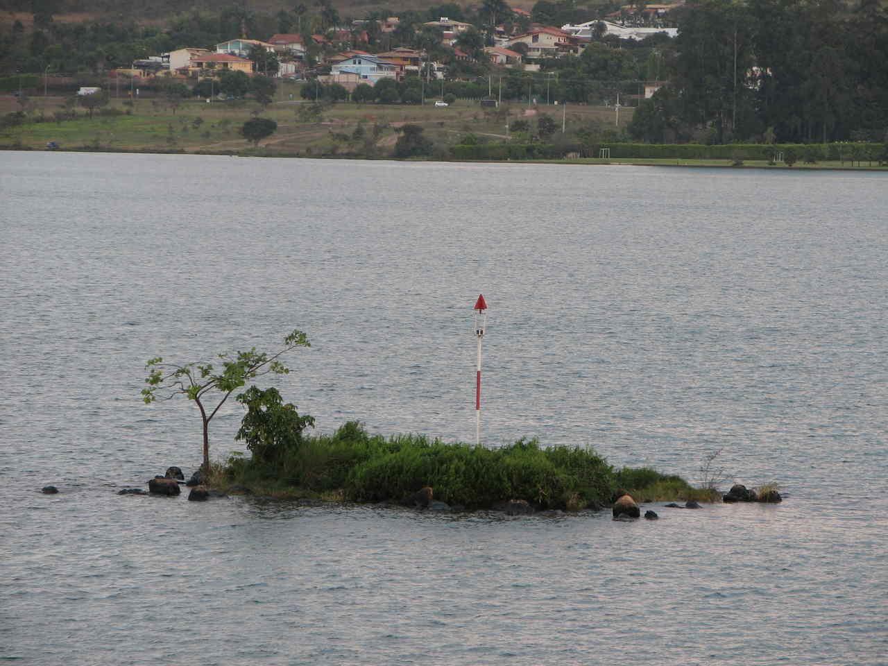Ilha dos Clubes - Lago Paranoá