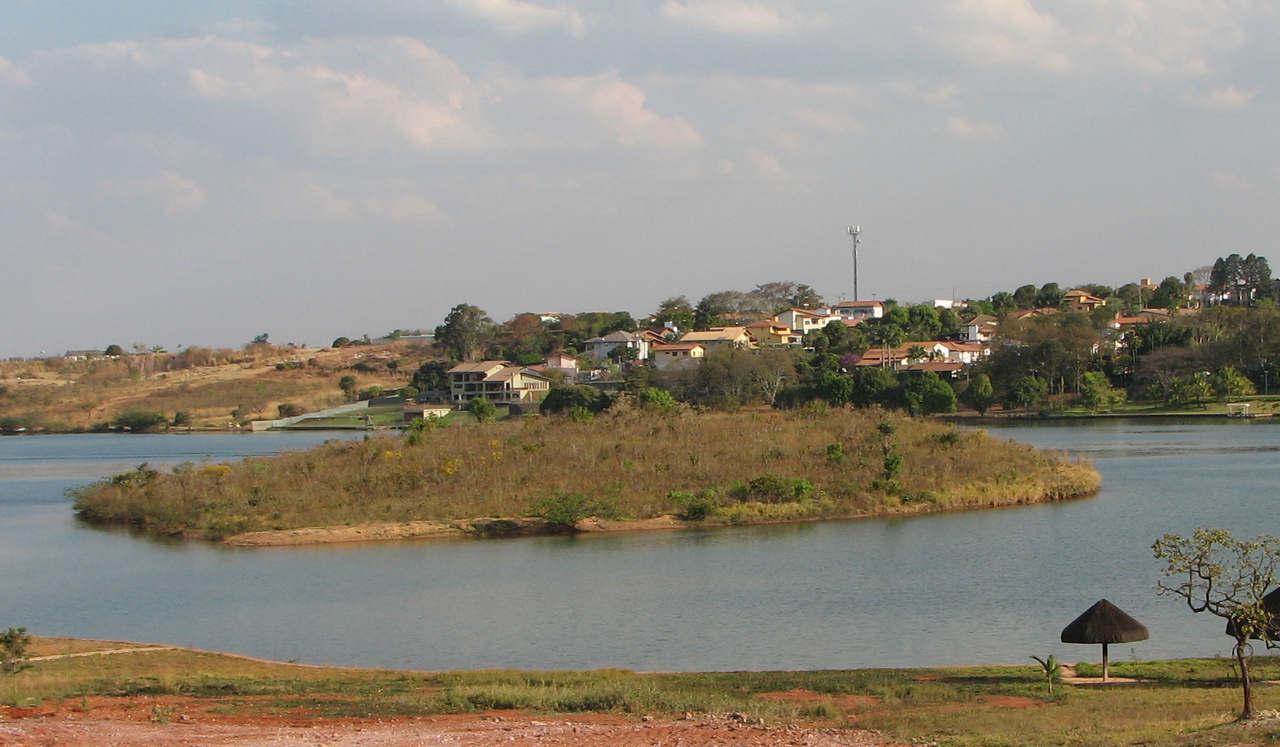 Ilha Paranoá - Brasília