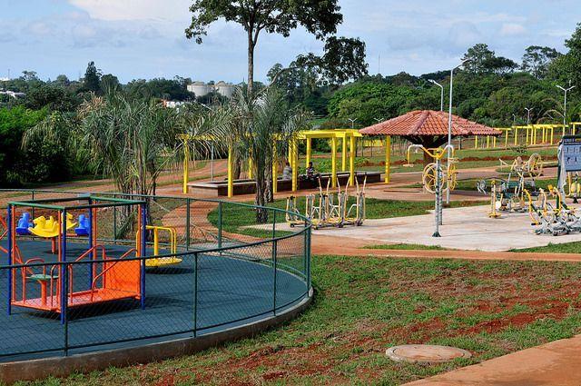 Parques Infantis - Deck Sul