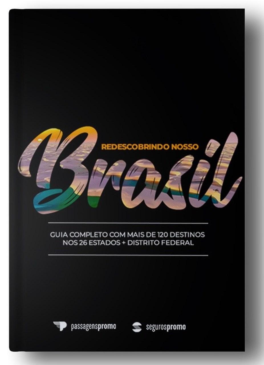 Guia de Viagens - Redescobrindo Nosso Brasil - capa