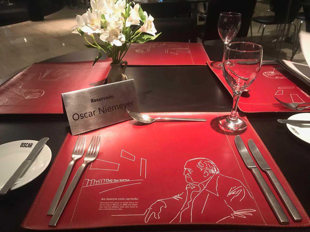 Restaurante Oscar - Brasilia Palace