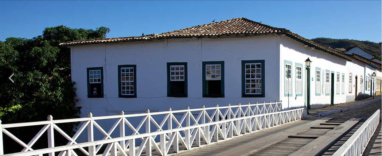 Museu Cora Coralina - Cidade de Goiais