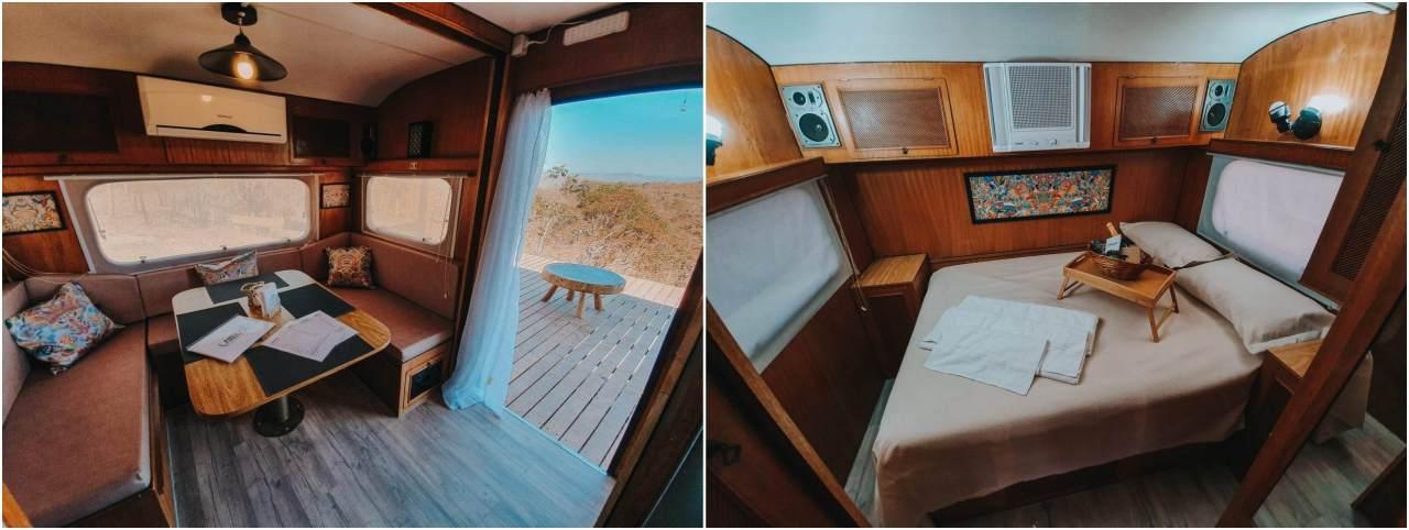 Lambuze - treiler, quarto e sala