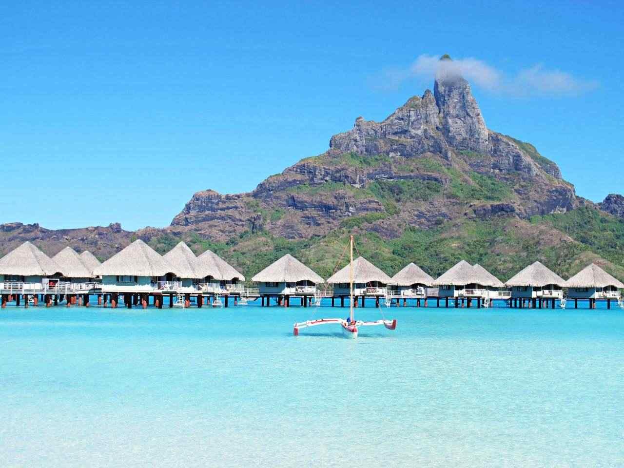 Le Meridien - Bora Bora