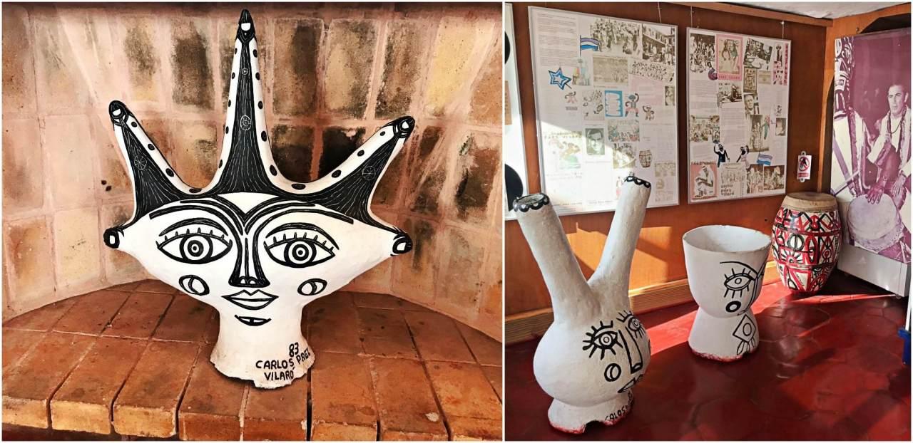 Esculturas de Vilaró - CasaPueblo