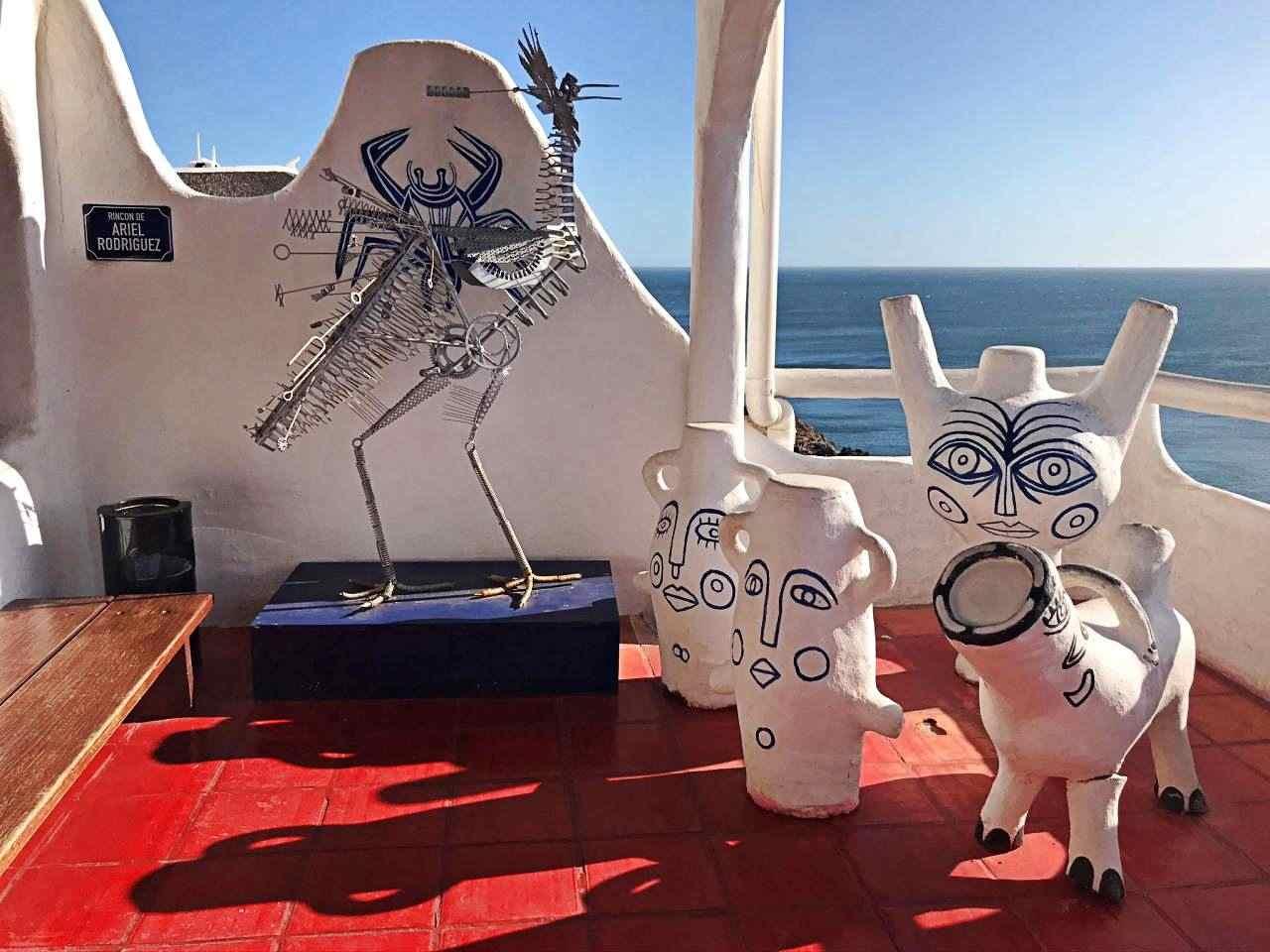 Esculturas CasaPueblo Taller