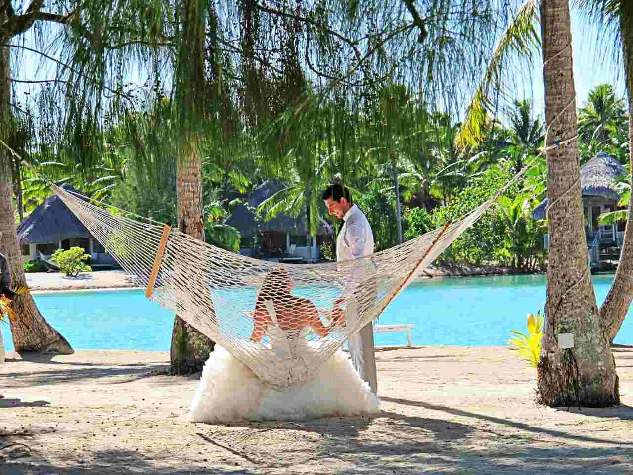 Casar numa ilha paradisíaca