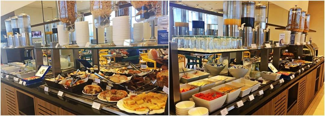 Café da Manhã Hotel Tulip Inn