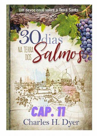 Audiobook 30 dias na Terra dos Salmos CAP11