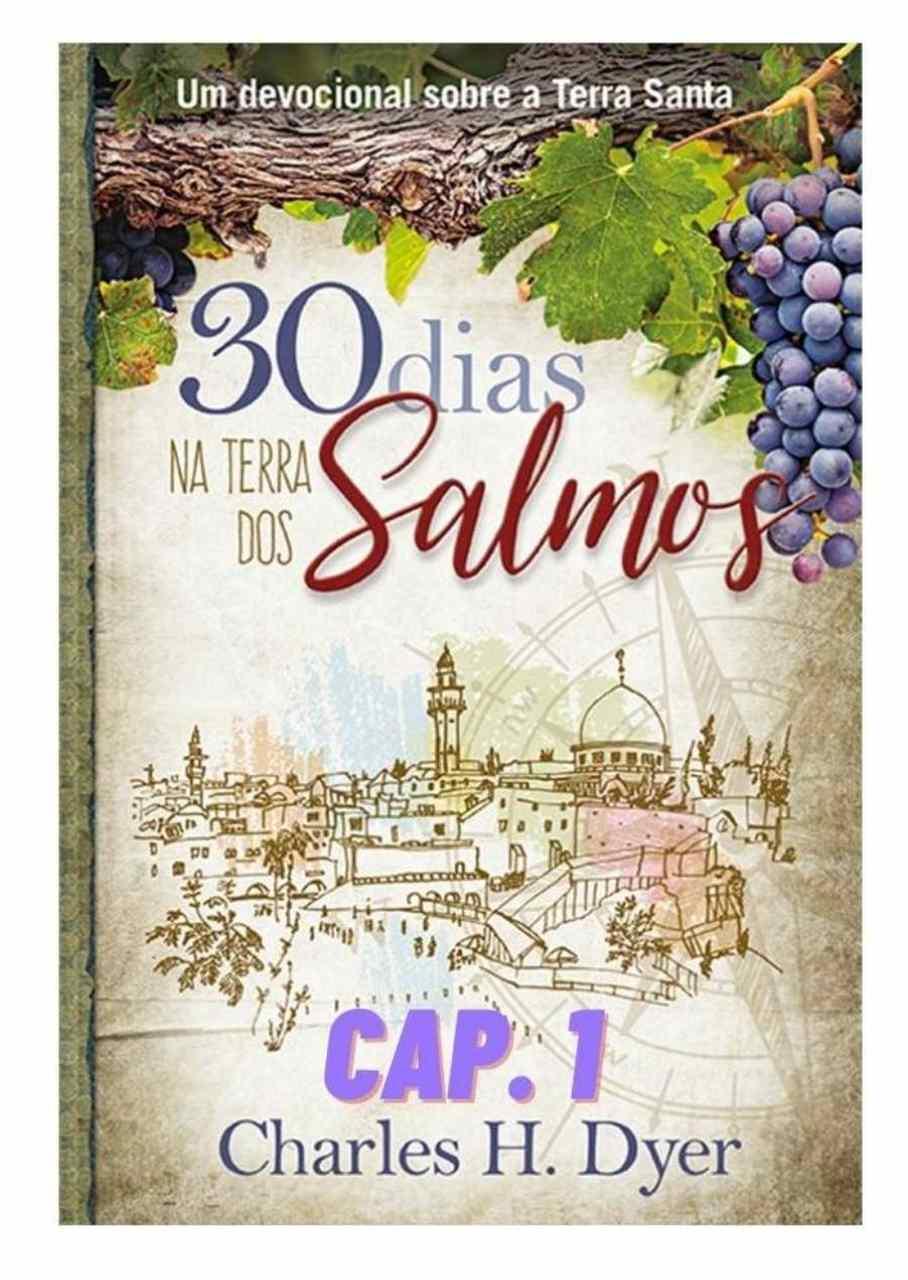 Capitulo 1 - Audiobook 30 dias nas Terras dos Salmos - Cap 1