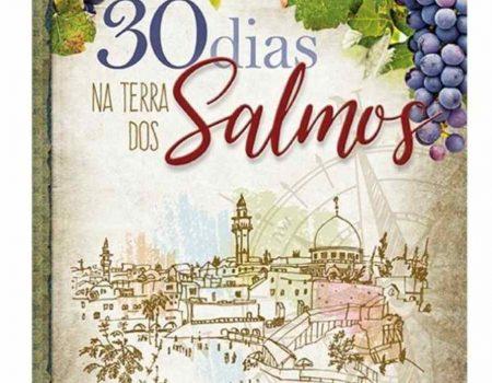 Audiobook 30 dias na Terra dos Salmos CAP 2