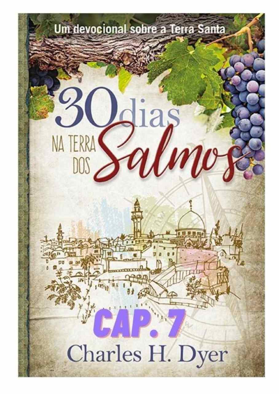 Capitulo 7 - Audiobook 30 dias nas Terras dos Salmos Cap.7