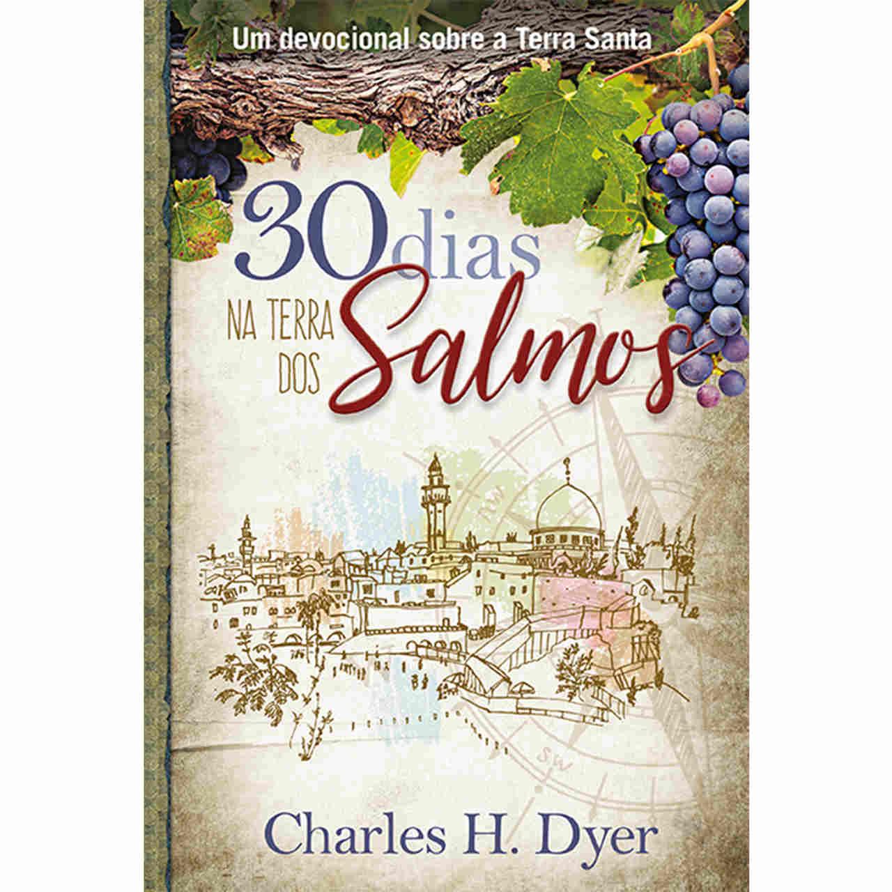 Audiobook 30 dias nas Terras dos Salmos