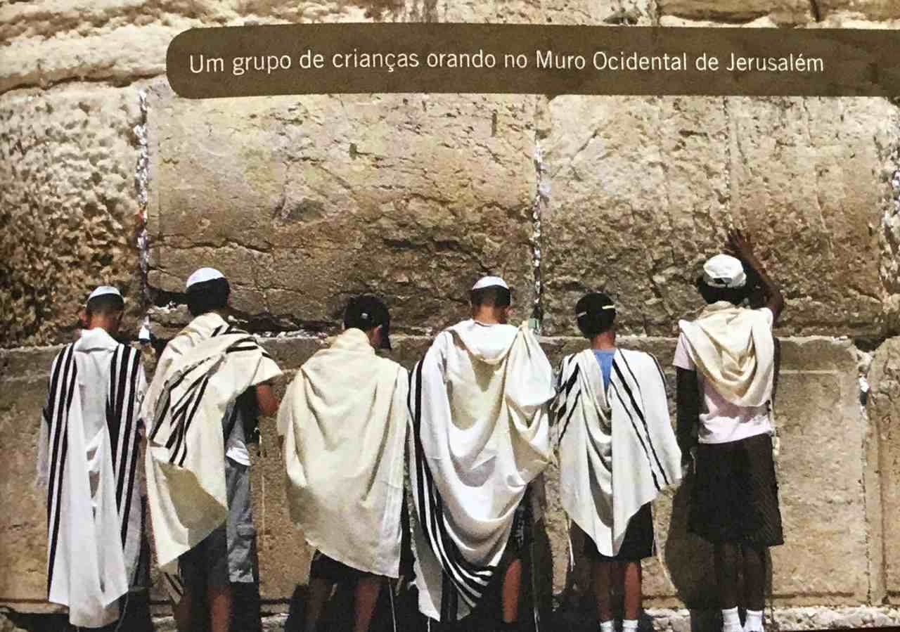 30 dias na terra dos Salmos - Muro Ocidental de Jerusalém
