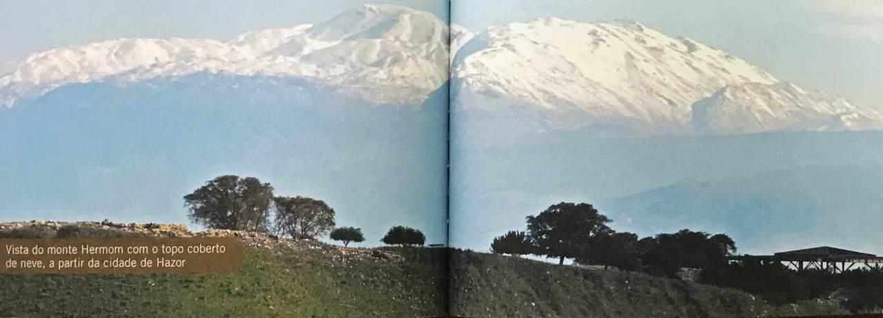 30 dias na terra dos Salmos - Monte Hermom