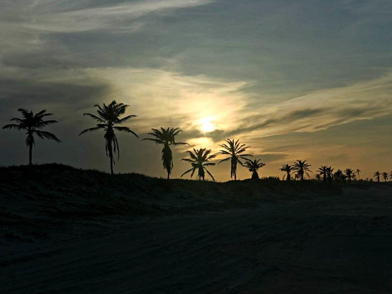Por do Sol em Cumbuco
